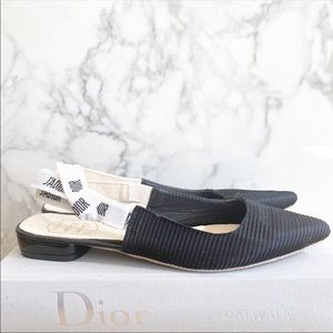 Brand new* Dior like slip-ons